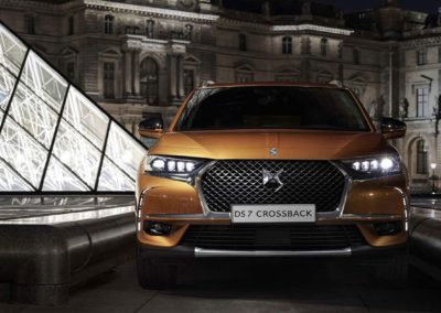 DS7 Crossback avant