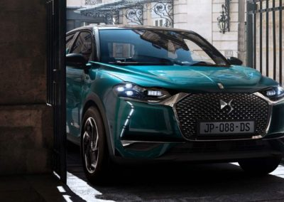DS3 Crossback avant